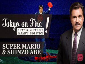 Super Mario & Shinzo Abe