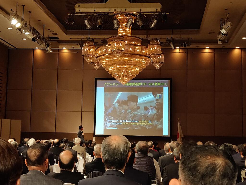 Langley Team Attends Sato Masahisa's Lunch Seminar