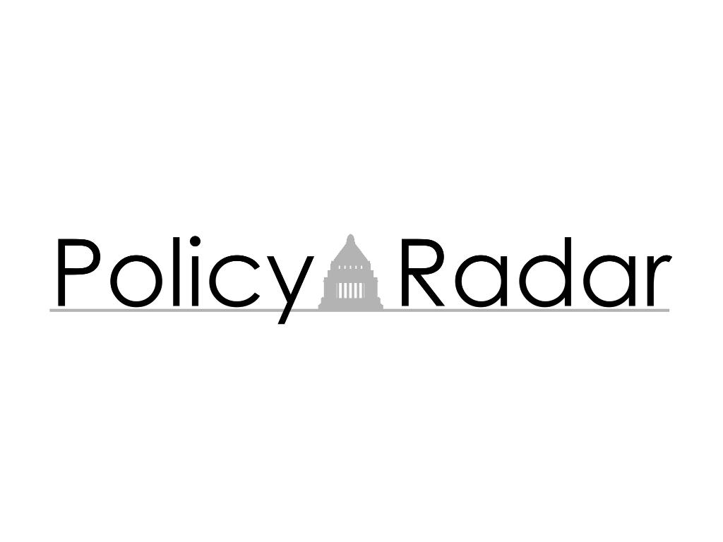 Policy Radar